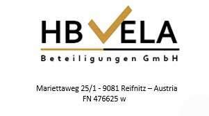 HB Vela Datenschutz Info