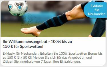 BetVictor Bonus für Sportwetten Screenshot