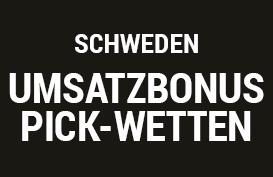 umsatzbonus pick wetten schweden