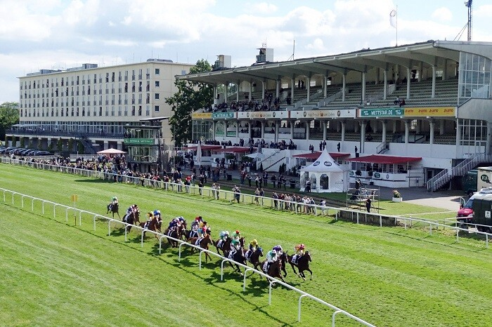 Galopp Deutsches Derby 2020